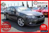 Classic 2008 Ford Falcon FG XR6 Sedan 4dr Spts Auto 5sp, 4.0i [May] Grey Automatic A for Sale